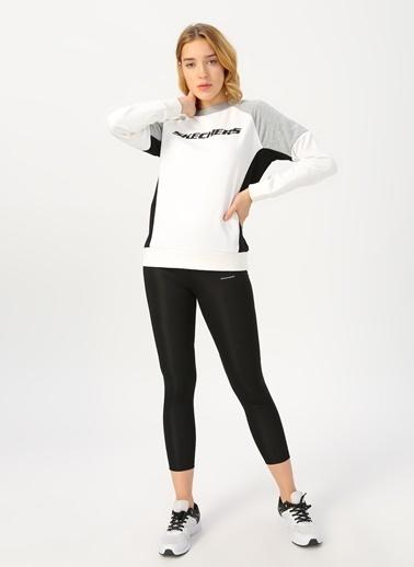 Skechers Sweatshirt Beyaz
